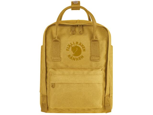 Fjällräven Re-Kånken Mini Backpack Kinder sunflower yellow